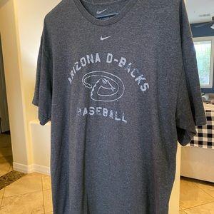 Nike Shirts - Men's Nike Loose Fit LG Arizona Diamondbacks Tee